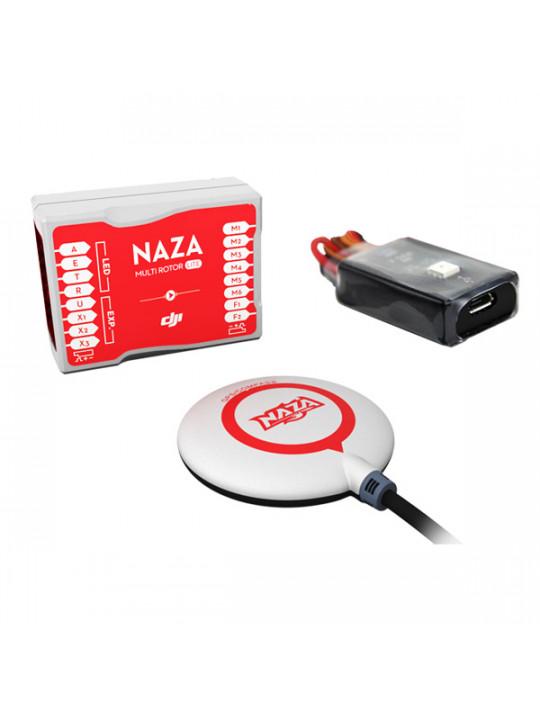 Naza M Lite полётный контроллер